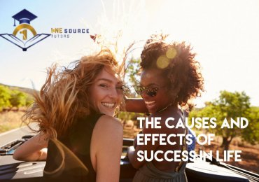 The causes and effects of success in life